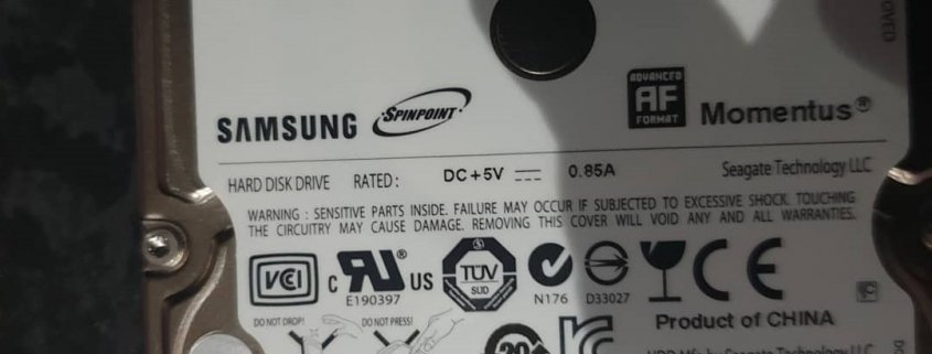 Samsung Data Recovery Edinburgh