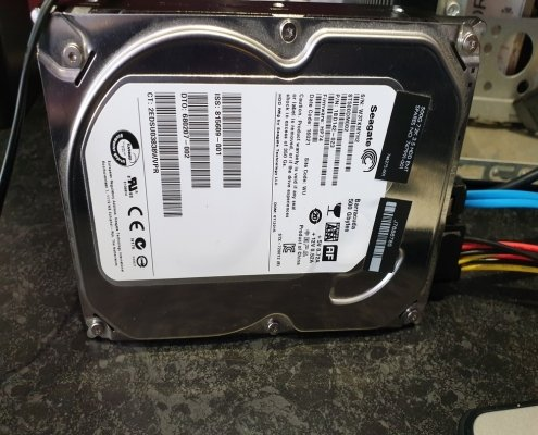 Seagate ST500DM3 Data Recovery