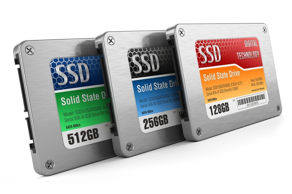 SSD Data Recovery Services in Edinburgh