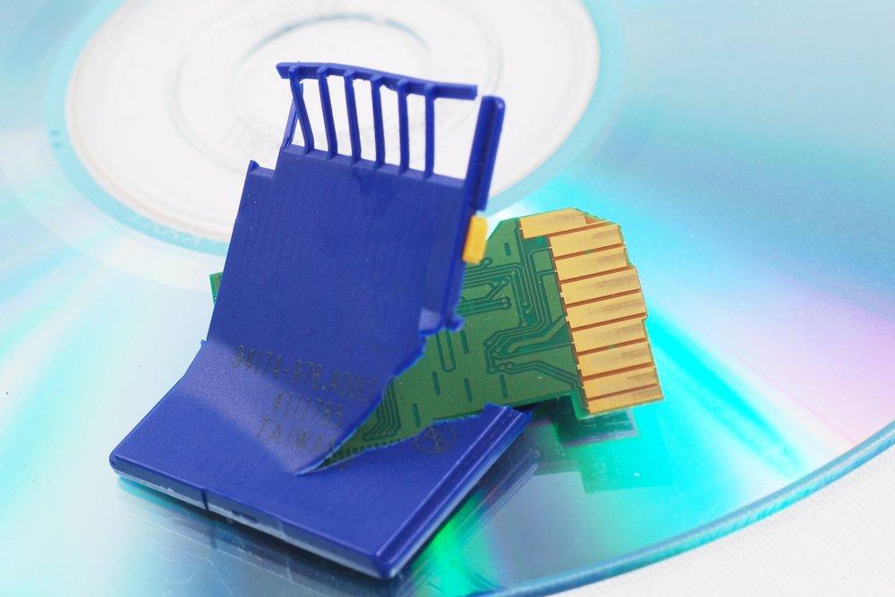Flash Data recovery service edinburgh