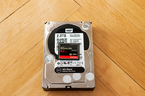 hard drive data recovery edinburgh